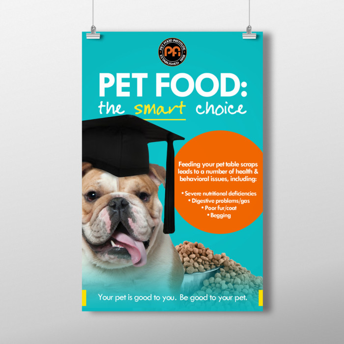 Pet Food Institute – Poster