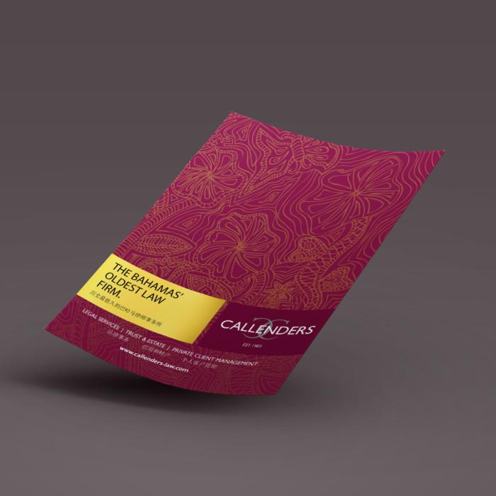Callenders & Co – Brochure