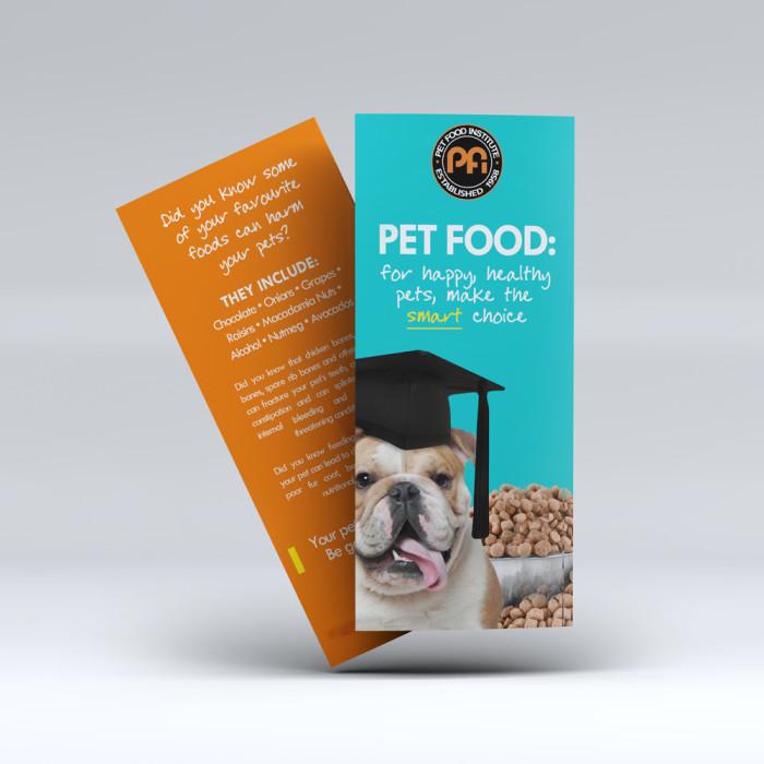 Pet Food Institute – Flyer